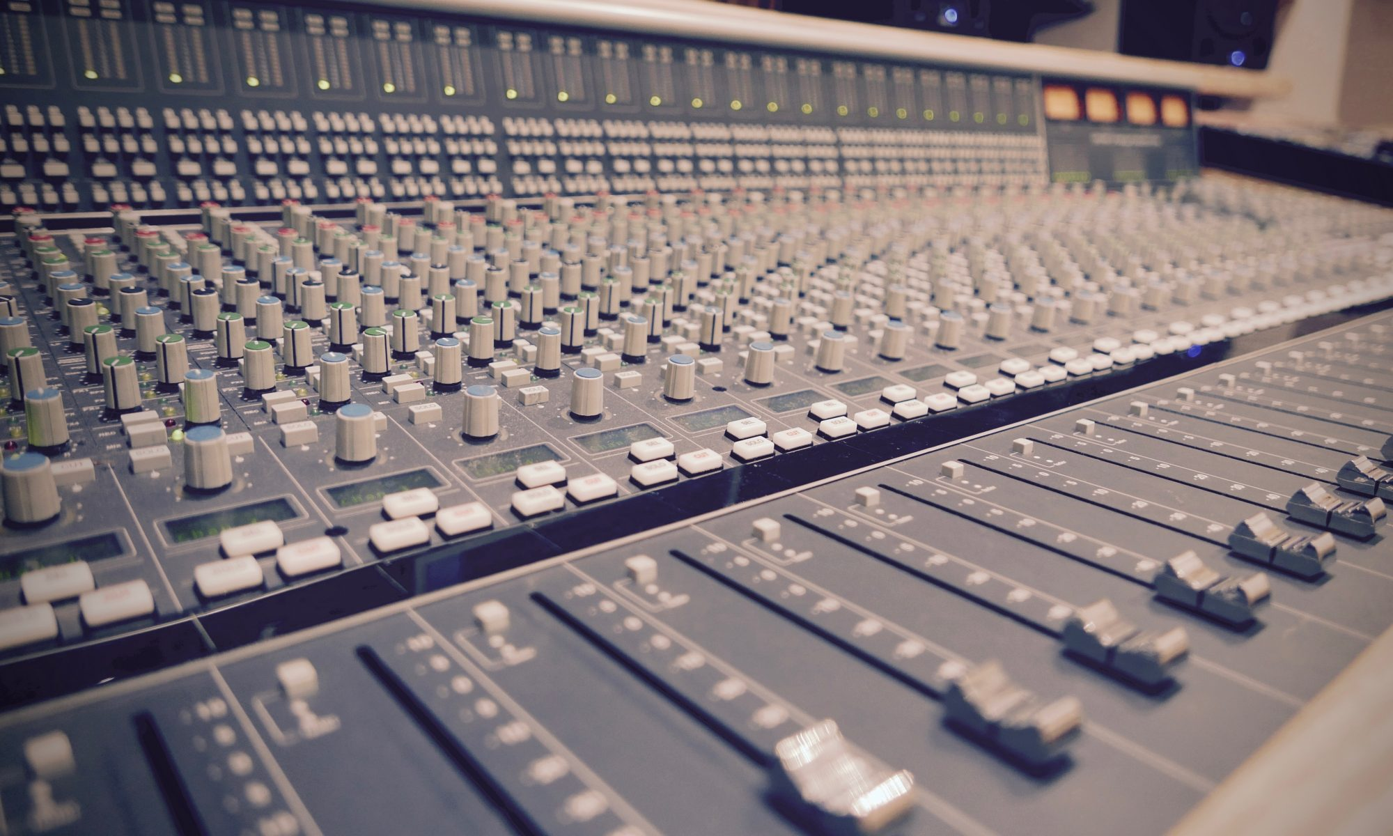 New College Lanarkshire: Creative Sound & Music Production